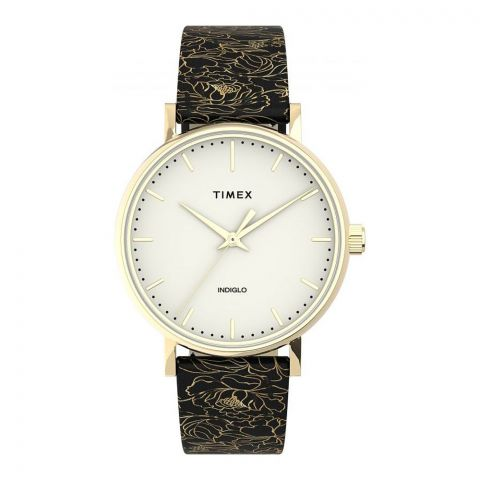 Timex Women's Essential Collection Watch, TW2U40700