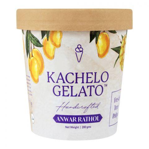 Kachelo's Handcrafted Gelato, Anwar Retol, 280g