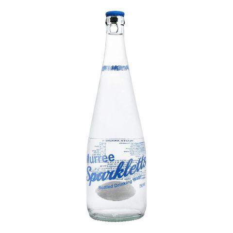 Muree Sparkletts Drinking Water, 750ml