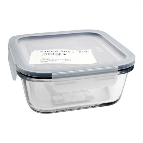 IKEA 365+ Glass Food Container, 600ml, 00359206