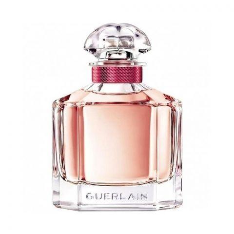 Guerlain Mon Bloom Of Rose Eau De Toilette, Fragrance For Women, 100ml