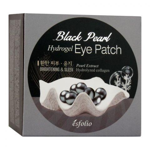 Esfolio Black Pearl Hydrogel Eye Patch, 90g