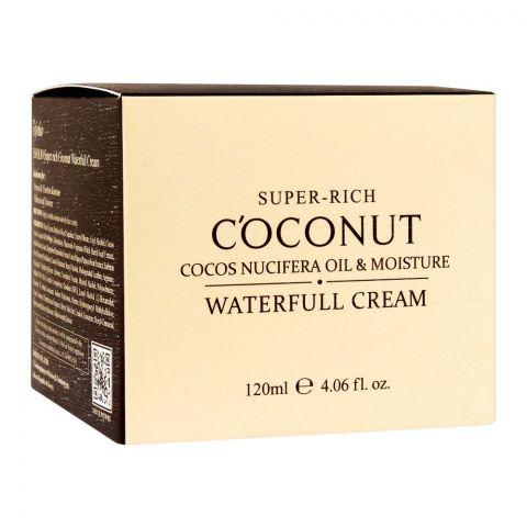 Esfolio Super Rich Coconut Waterfull Cream, 120ml