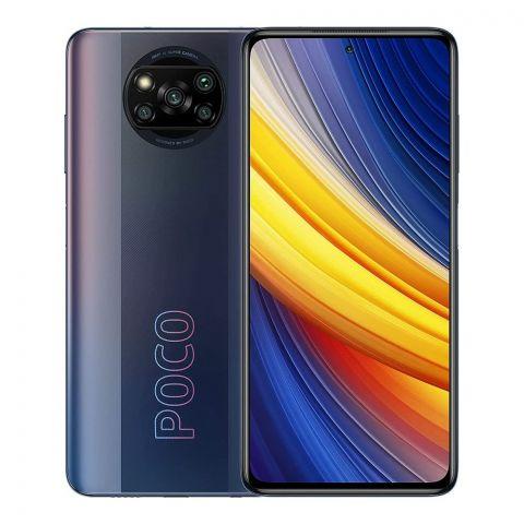 MI Poco X3 Pro 6GB/128 Smartphone, Phantom Black