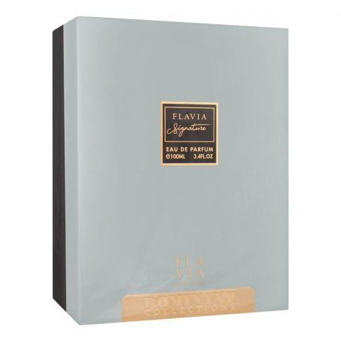 Flavia Signature Eau De Parfum, Fragrance For Men, 100ml