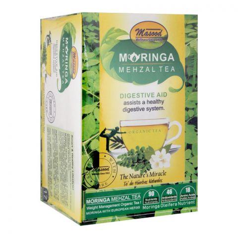 Masood Moringa Mehzal Tea, 17 Tea Bags