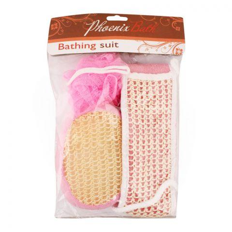Bathing Suit 3-In-1 Set, A-2