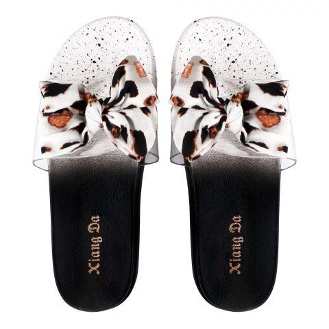 Women's Slippers, R-1, Black