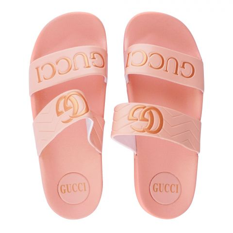 Women's Slippers, R-2, Peach