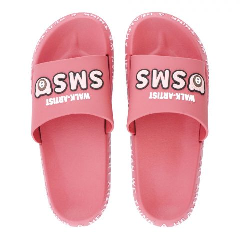 Women's Slippers, R-3, Pink