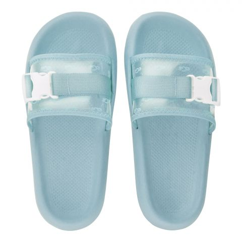Women's Slippers, R-4, Blue