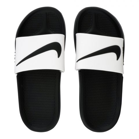 Women's Slippers, R-7, White