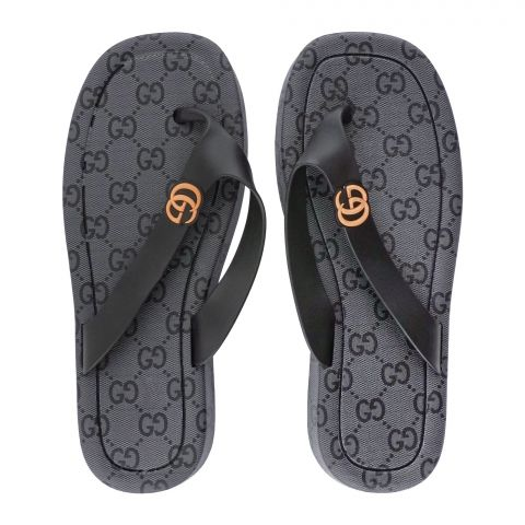 Women's Slippers, R-8, Black