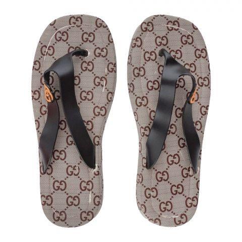 Women's Slippers, R-8, Grey