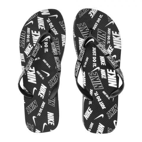 Women's Slippers, R-9, Black