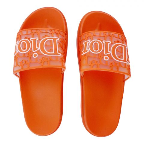 Women's Slippers, R-13, Orange