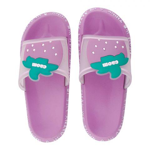 Women's Slippers, R-15, Purple