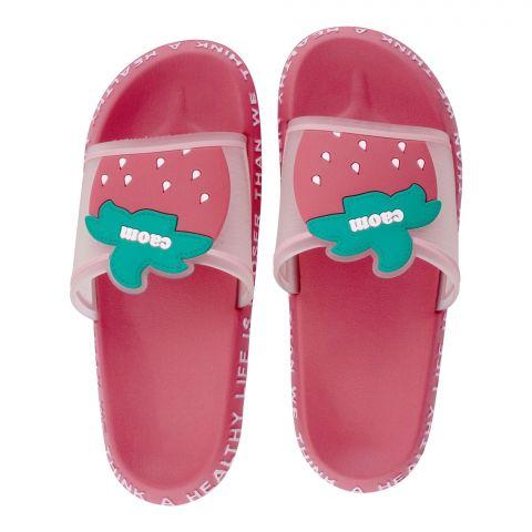 Women's Slippers, R-15, Peach