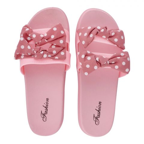 Women's Slippers, R-16, Pink