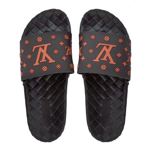 Women's Slippers, R-17, Brown