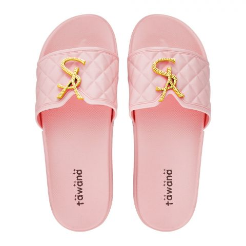 Women's Slippers, R-18, Pink
