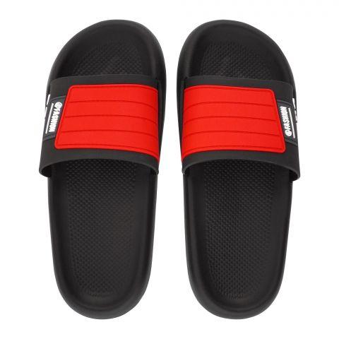 Men's Slippers, R-20, Black