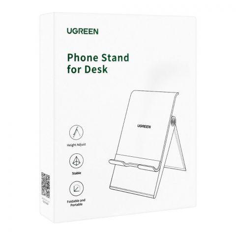 UGreen Foldable Phone Stand For Desk, Black, 80903