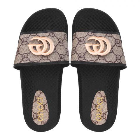 Women's Slippers, R-28, Grey