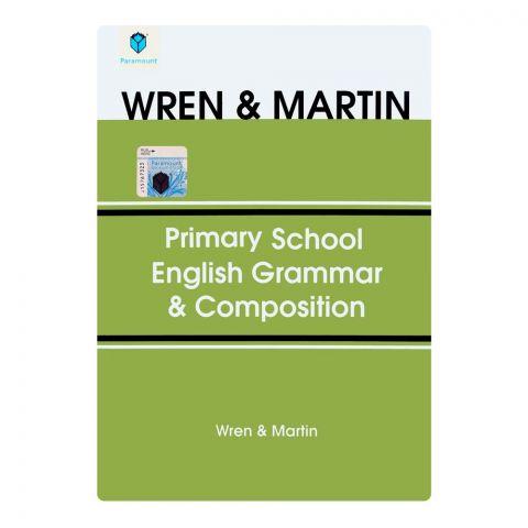 Paramount Primary School English Grammar & Composition Book