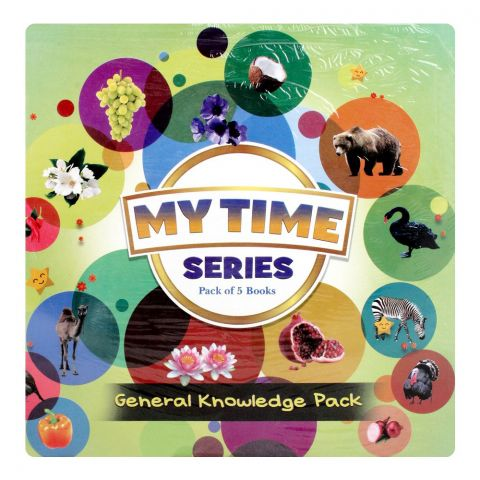 My Time Series Pack Of 5 Books: General Knowledge