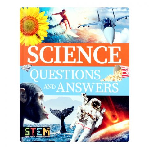 Science Questions And Answers Book