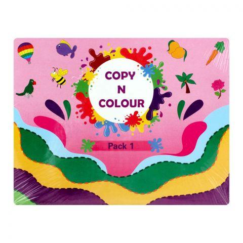 Copy N Colour Pack 1 Book