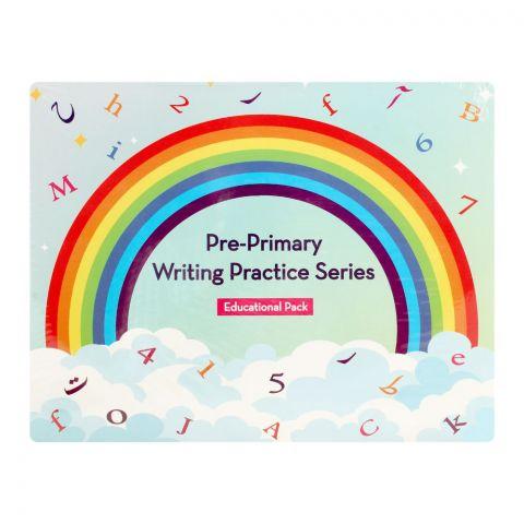 Pre - Primary Writing Practice Series Book (Educational Pack)