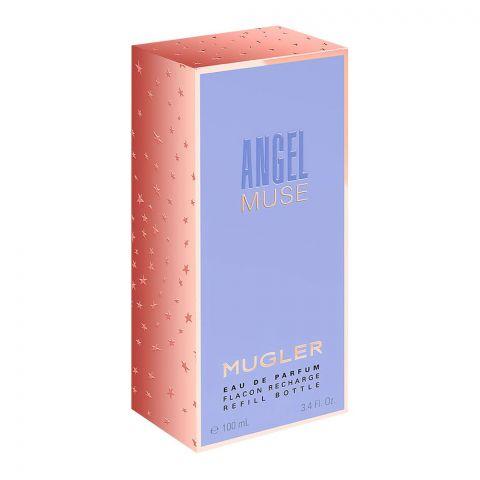 Thierry Mugler Angle Muse Eau De Parfum, Refill Bottle, Fragrance For Women, 100ml