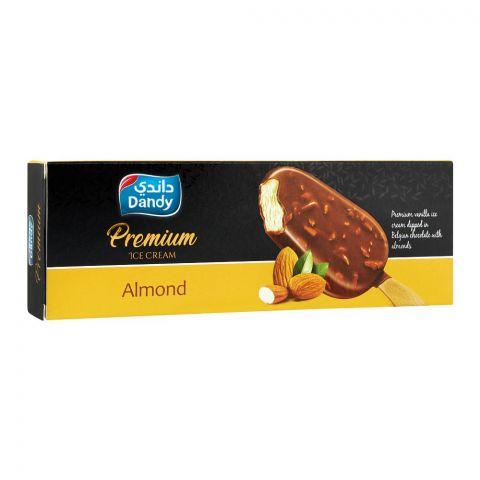Dandy Premium Almond Ice Cream Bar 65ml
