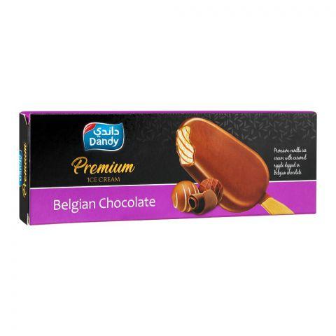 Dandy Premium Belgian Chocolate Ice Cream Bar 65ml