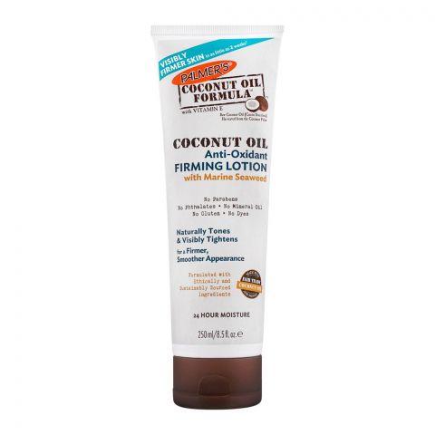 Palmer's Coconut Oil Formula Anti-Oxidant Firming Lotion, Paraben Free, 250ml