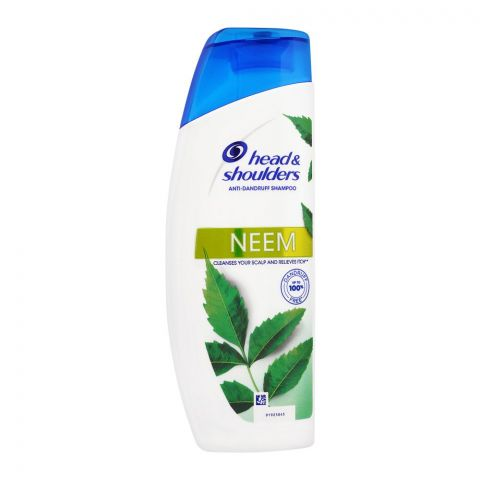 Head & Shoulders Neem Anti-Dandruff Shampoo, 185ml