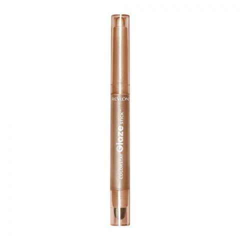 Revlon Colorstay Glaze Stick Silky Shimmer Eyeshadow, 872 Gilt