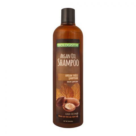 Biologist H Argan Oil Hair Repair Shampoo, 700ml
