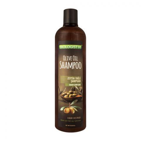 Biologist H Olive Oil Hair Repair Shampoo, 700ml