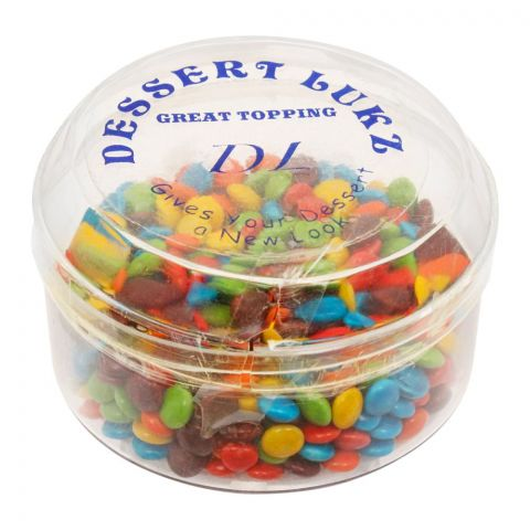 Dessert Lukz Chocolate Beans Mini-10 Toppings, 100g