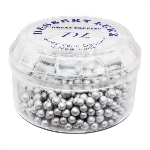 Dessert Lukz Silver Balls-11 Toppings, 100g