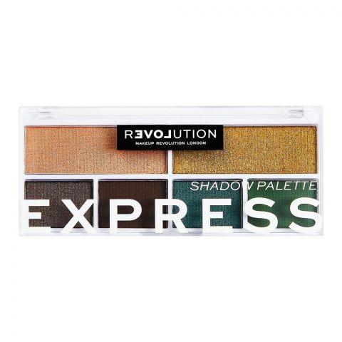 Makeup Revolution Relove Eyeshadow Palette, Express