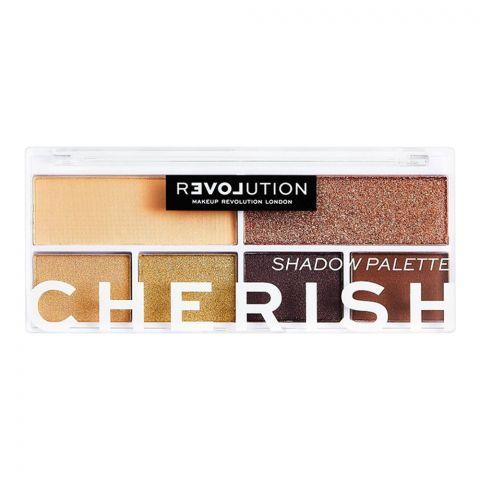 Makeup Revolution Relove Eyeshadow Palette, Cherish