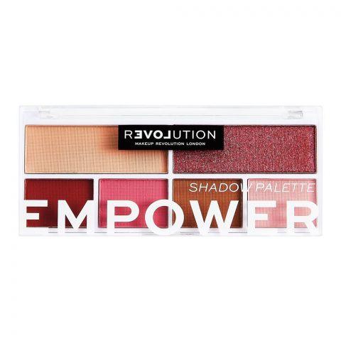 Makeup Revolution Relove Eyeshadow Palette, Empower