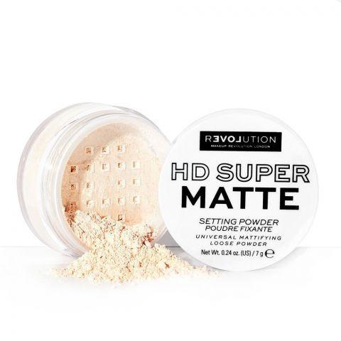Makeup Revolution Relove HD Super Matte Setting Powder