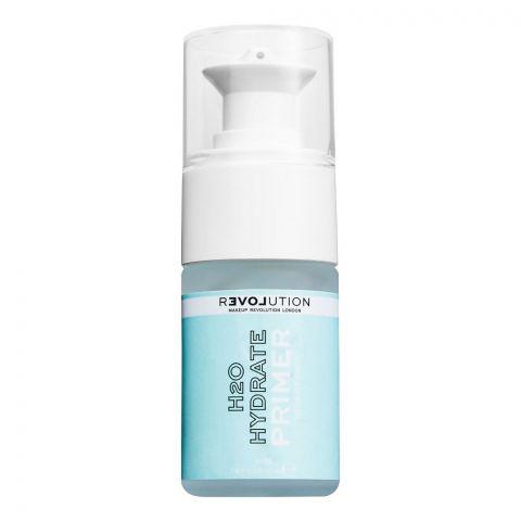 Makeup Revolution Relove H2O Hydrate Primer, 12ml