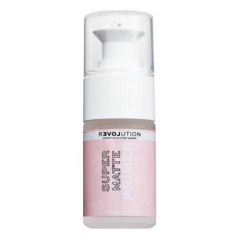 Makeup Revolution Relove Super Matte Primer, 12ml