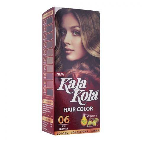 Kala Kola Hair Colour, 06 Ash Blonde